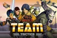Star Wars equipe tactique