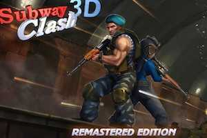 Subway clash 3d new edition