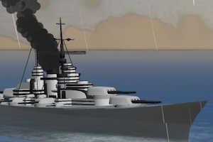 War-ship