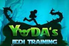 L entraînement Jedi par Yoda