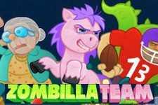 L'équipe Zombilla