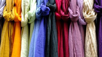 The History Of Scarf