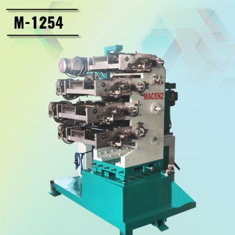 Automatic Model No.-1254(G or C) Dry Offset Printing Machine