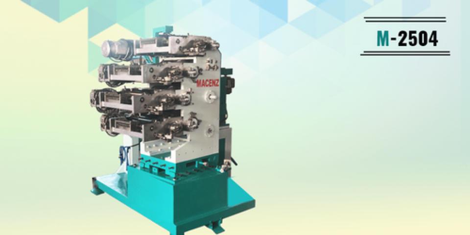 Model No.-2504 Dry Offset Printing Machine
