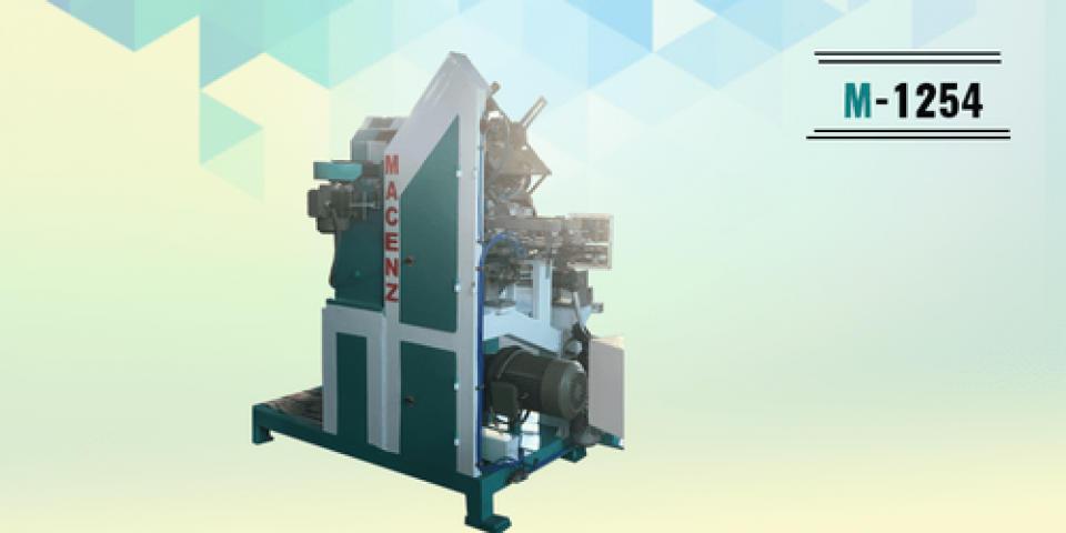 Automatic Model No.-1254(Ca) Dry Offset Printing Machine
