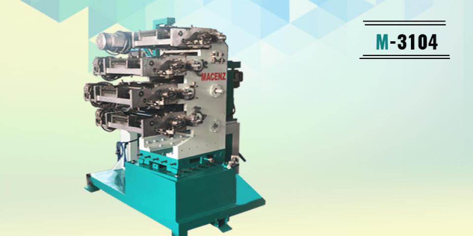 Automatic Dry Offset Printing Machine-3104