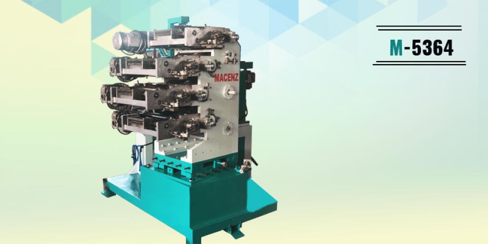 Automatic Dry Offset Printing Machine-5364