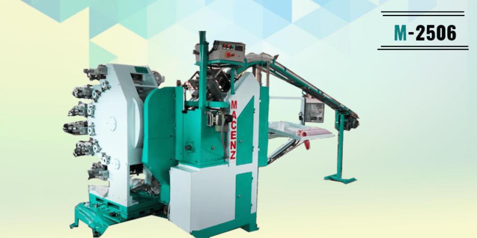 Automatic Dry Offset Printing Machine-2506