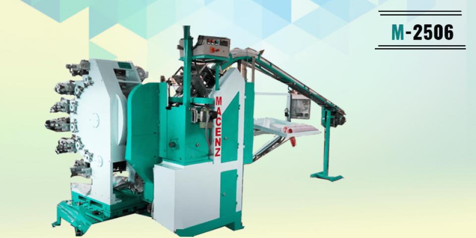 Automatic Dry Offset Printing Machine-2506(B)
