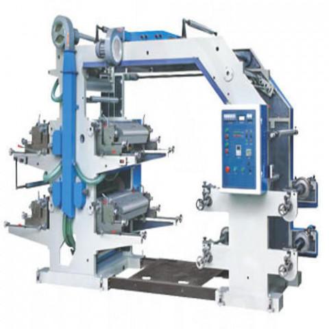 Automatic Woven Sack Flexographic Printing Machine