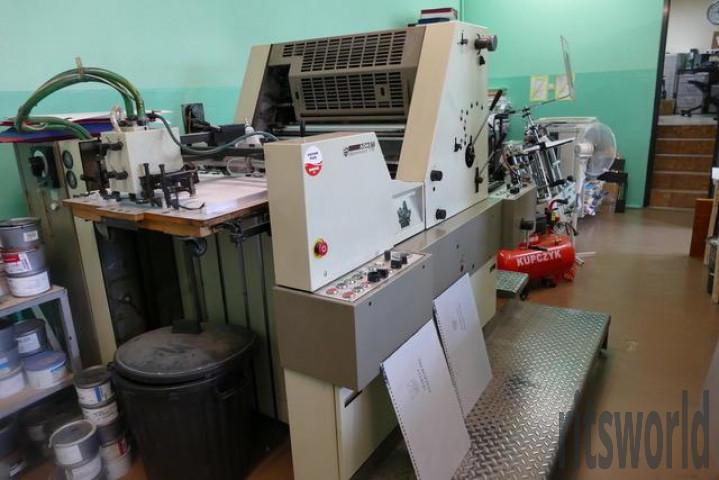 Adast Dominant 715 B, 1995 Offset Printing Machine