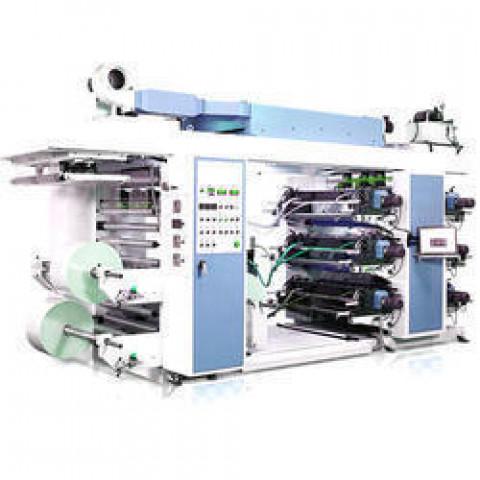 Semi-Automatic Thermal Paper Printing Machine