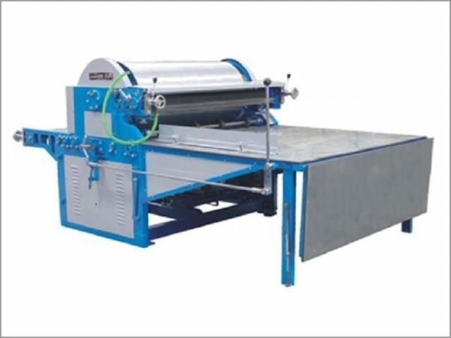 Semi-Automatic Corrugated Carton Flexo Printing Machine