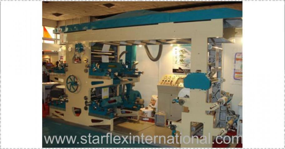 Flexo Printing Machine - 4 Color