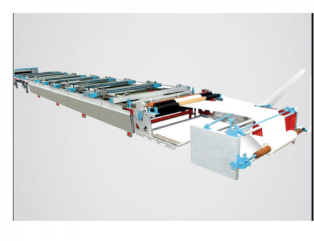 Fully Automatic Super Model Flatbed Screen Printing Machine