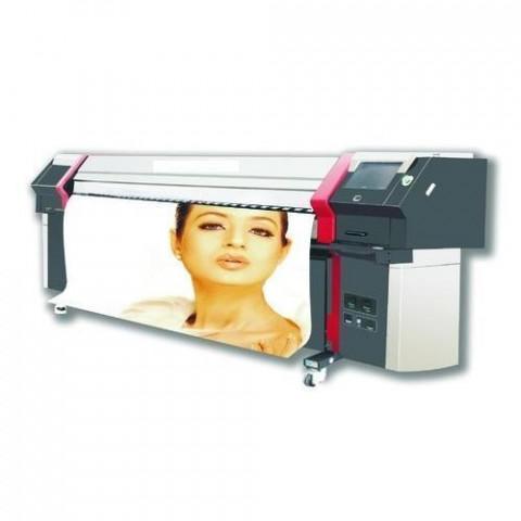 Polaris Semi-Automatic Flex Printing Machine