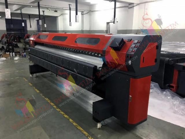 Flex Banner Solvent Printing Machine