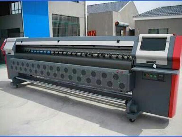High Resolution Flex Printing Machine