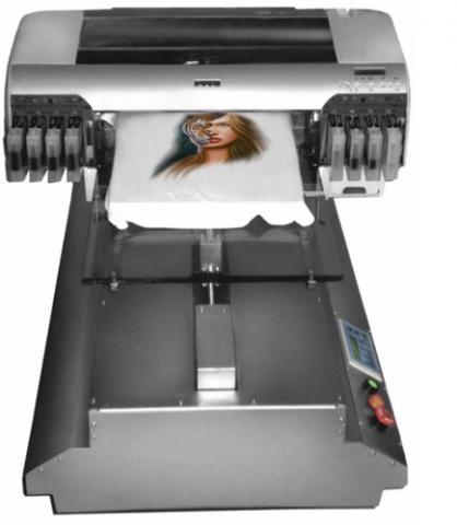 Automatic UV Digital Flatbed Printing Machine
