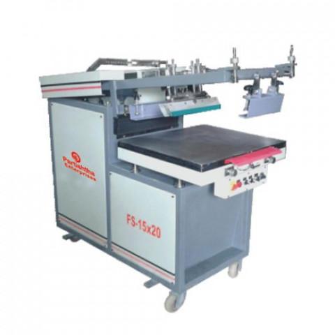 Fully Automatic Flat Screen Printing Machine