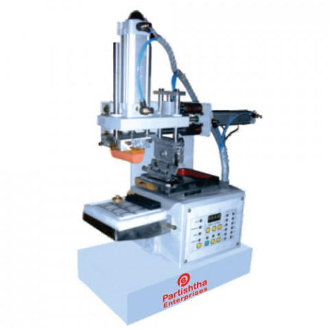 PE-P 90 O ECO Pneumatic Pad Printing Machine