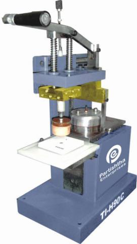 CFL Mannual Pad Printing Machine