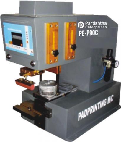 Semi-Automatic Surgical Mask Printing Machine