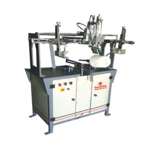 Automatic Round Screen Printing Machine