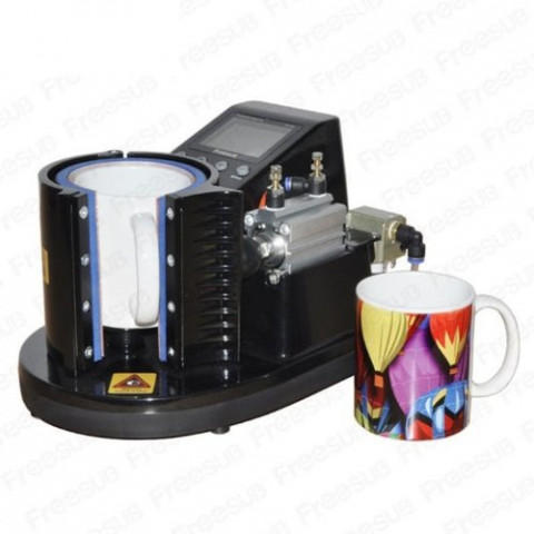 Okoboji Sublimation Pneumatic Mug Press ST110
