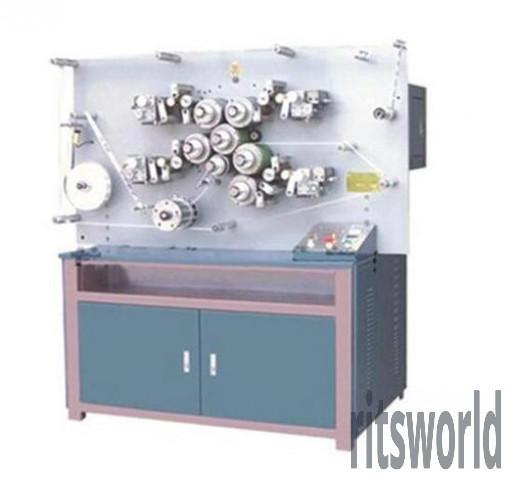 Rotary Garment Label Flexo Printing Machine