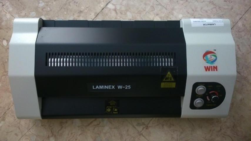 Win Lamination Machine
