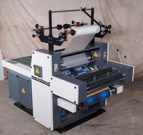 Semi Automatic Thermal Laminator Machine