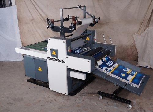 Semi Automatic Laminating Machine 32 Inch