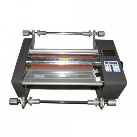 Automatic Thermal And Wet Laminator Machine