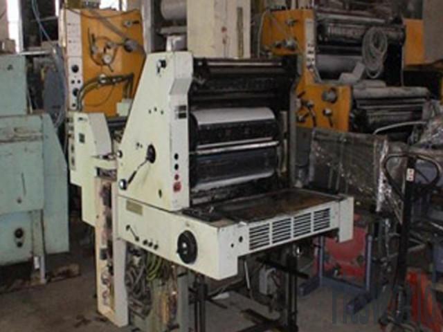 Adast Dominant 714 Offset Printing Machine