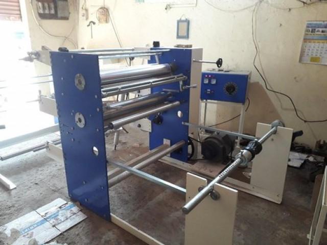 Roll Paper Plate Lamination Machine