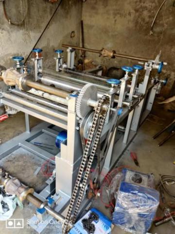 Automatic Dona paper sliver lamination machine