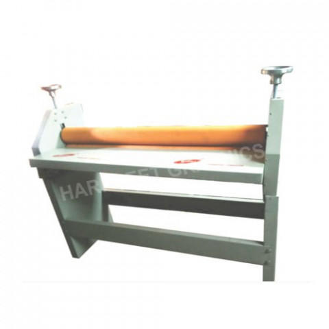 Manual Excel Cold Laminator Machine With Stand