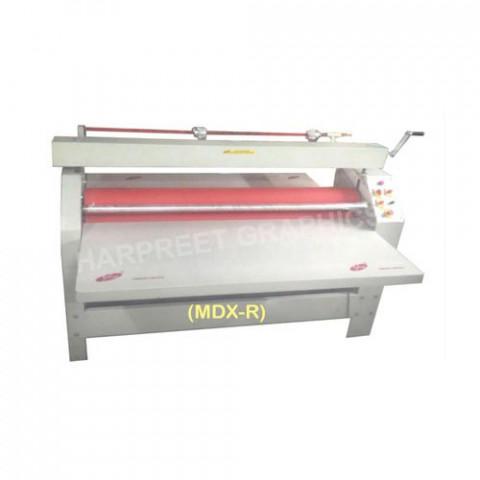 MDX-R Excel Motorized Cold Laminator-Single Pressure