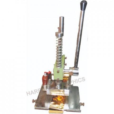 Heat Foil Manual Sublimation Machine