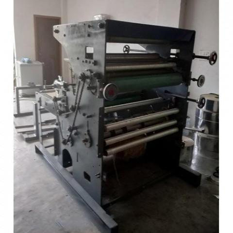 Dona Plate Paper Lamination Machine