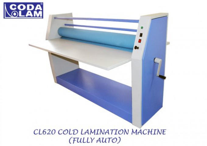Cl620 Cold Lamination Machine Fully Auto