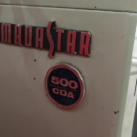 Used Hamada Star 500 CDA