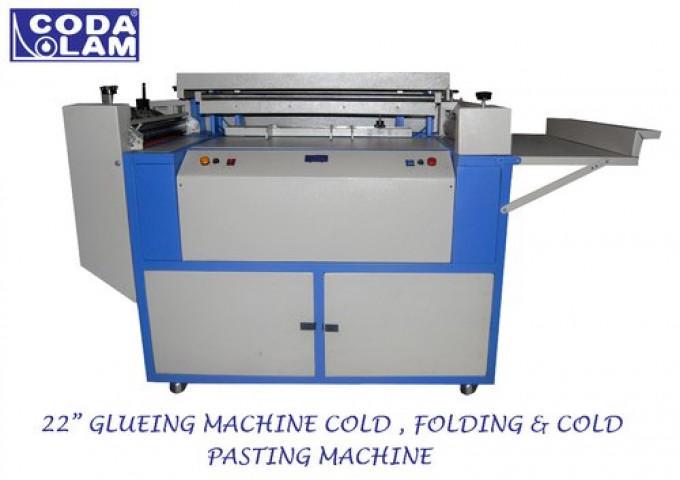 "32"" Cold Lamination, Gluing & Folding Machine Auto"
