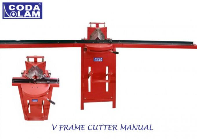 Photo Frame Cutting Machine Manual