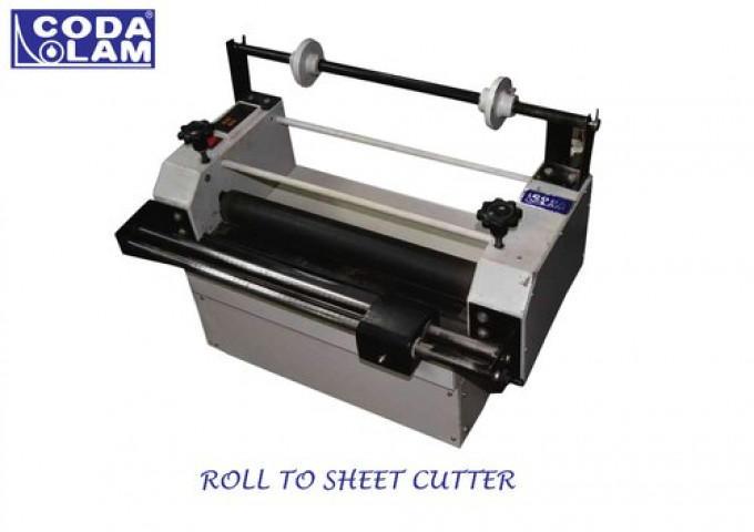 Roll To Sheet Cutter