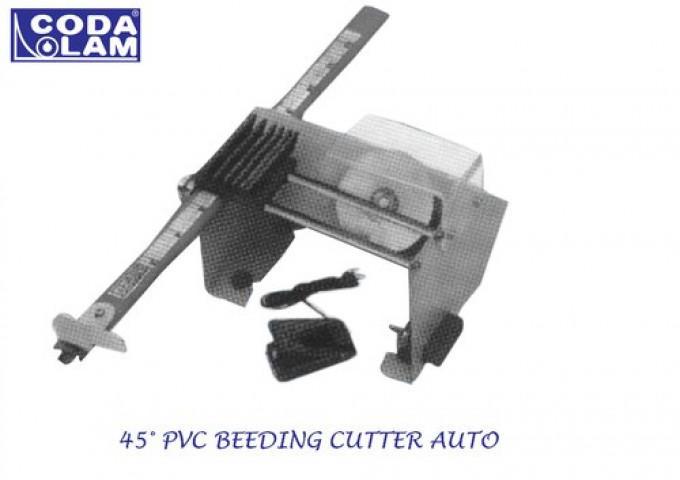 45 Degree PVC Beeding Cutter Auto