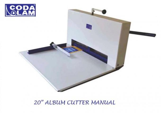 Album Cutter Manual