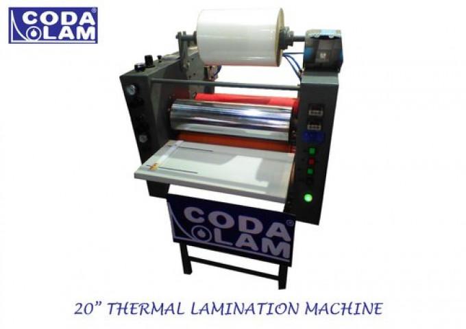 20'' Thermal Lamination Machine