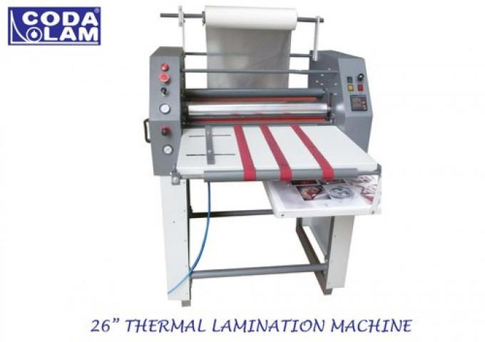 26'' Thermal Lamination Machine